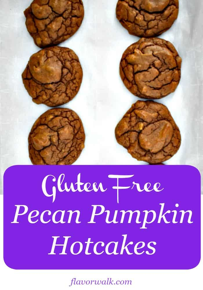 These Pecan Pumpkin Hotcakes are tasty and filling. The perfect start to any morning!