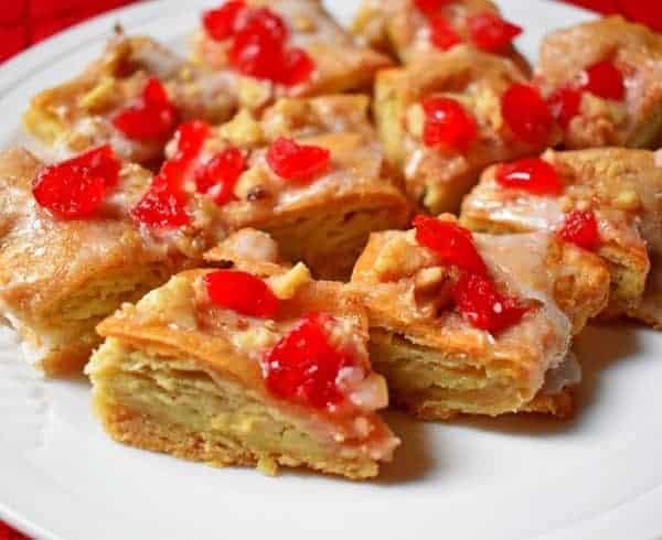 Festive Holiday Gluten-Free Almond Puff