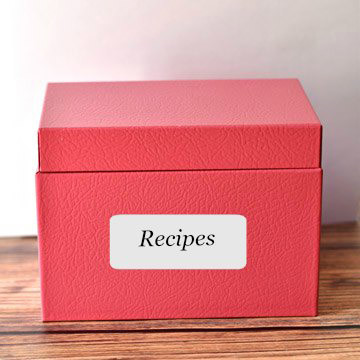 The Recipe Index